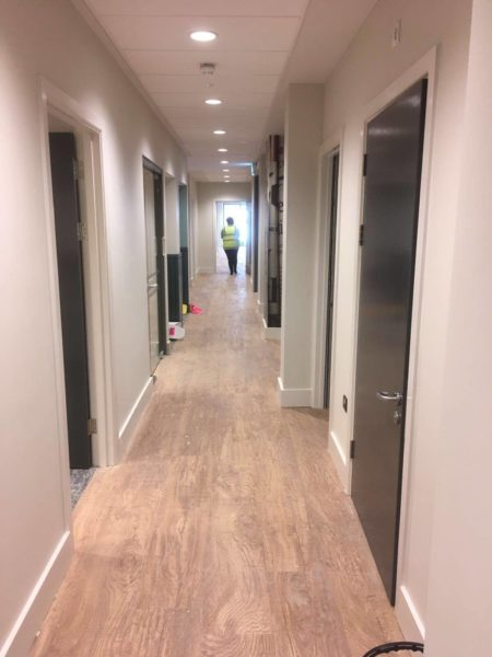 commercial cleaning cardiff